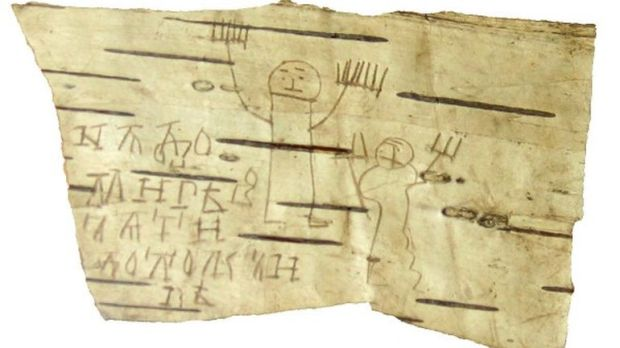 medieval_doodles_7-year_old_boy_novgorod