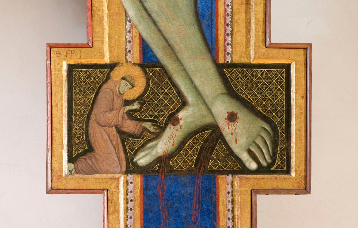 MOSTRE - PERUGIA / Croci dipinte, l'Umbria nel segno di San Francesco [FOTO]