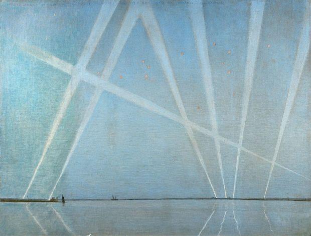 fig-7-giulio-aristide-sartorio-attacco-di-venezia-del-5-febbraio-1918-alle-ore-6-30-visto-da-murano-olio-su-tela
