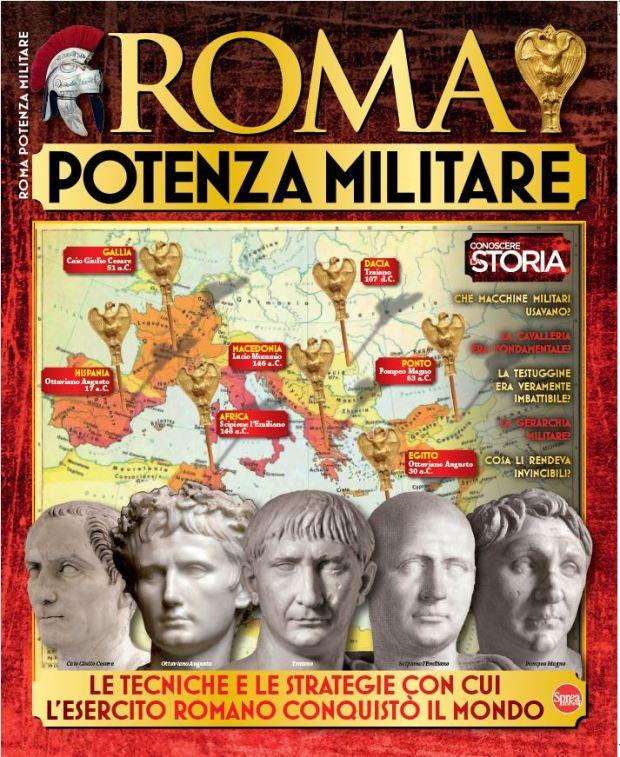 roma potenza militare