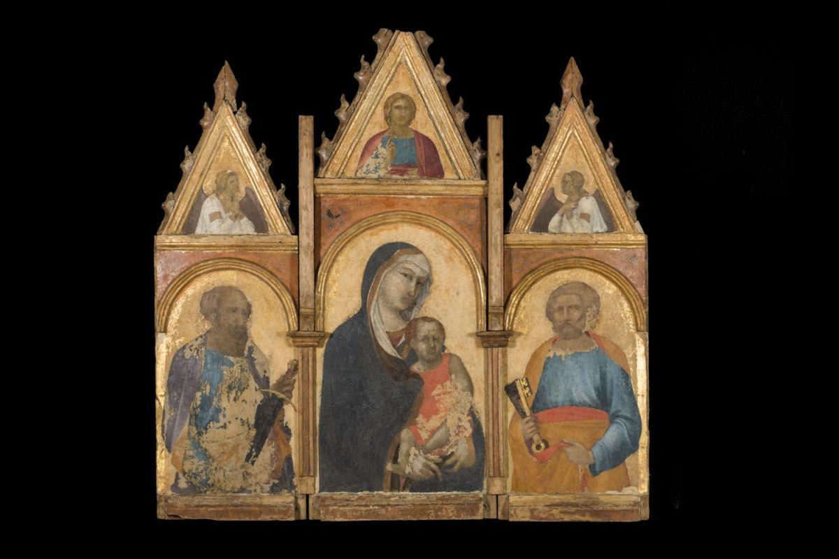 """MOSTRE / Gubbio torna al tempo di Giotto con """"Tesori d'arte nella terra di Oderisi"""" [FOTO]"""