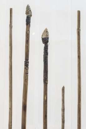 chert arrow tips of the Iceman (c) South Tyrol Museum of Archaeology/wisthaler.com