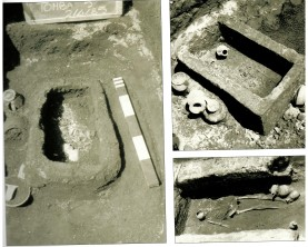 Foto scavo necropoli