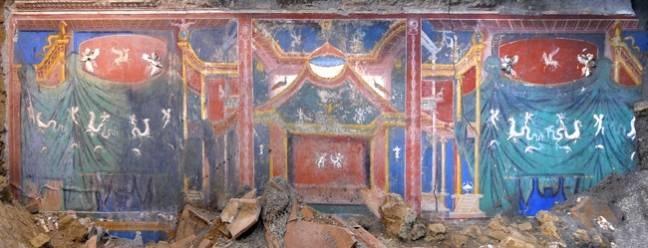 Risultati immagini per villa di Posides Claudi Caesaris