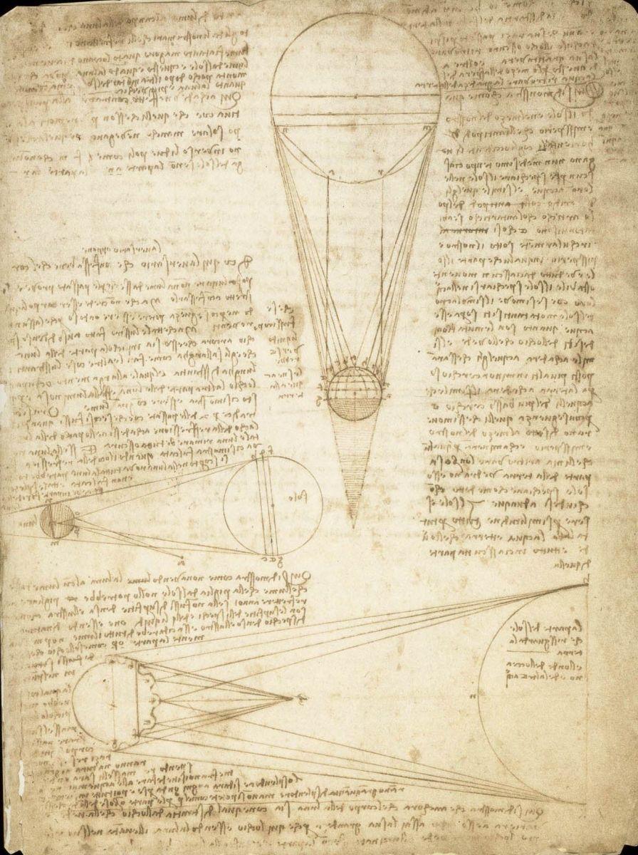 MOSTRE / Firenze, torna agli Uffizi il Codice Leicester di Leonardo [FOTO]