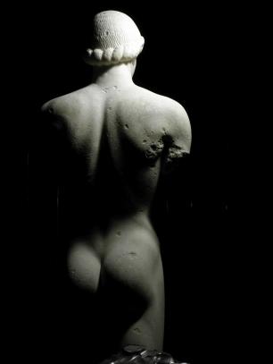 Kouros di Leontinoi. Foto: Associazione LapiS