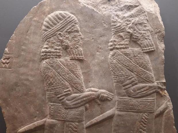 Gli Assiri all'ombra del Vesuvio, mostra al Mann