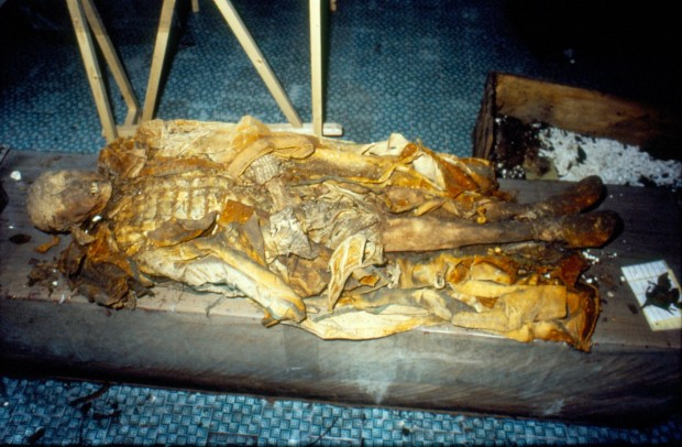 mummia ferrante II