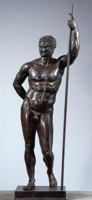 secondo dei bronzi di Palazzo Massimo